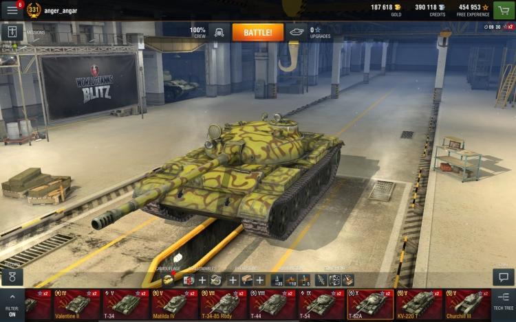 World of Tanks: Blitz вышла в Steam