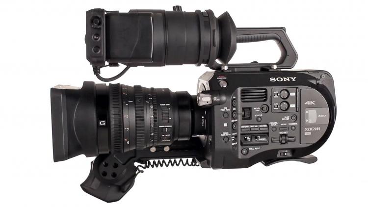 Sony FS7 II: видеокамера для документальной съёмки
