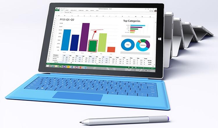 """Проблема с батареей Surface Pro 3 исправлена, Microsoft предлагает возмещение"""""""