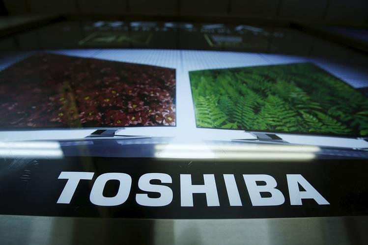 Toshiba утроила прибыль благодаря продаже активов