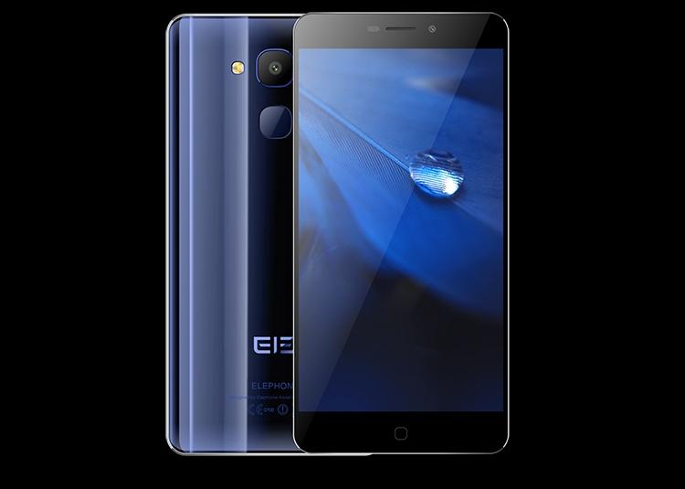 Elephone Z1 станет одним из первых смартфонов с чипом Helio P20 и ОС Android 7.0