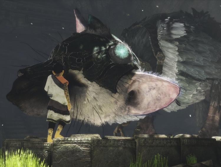Видео: новый трейлер The Last Guardian и поддержка PS4 Pro