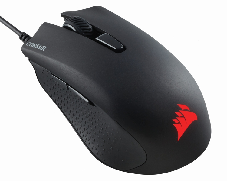 Любителям игр посвящается: мышь Corsair Harpoon RGB и клавиатура K55 RGB