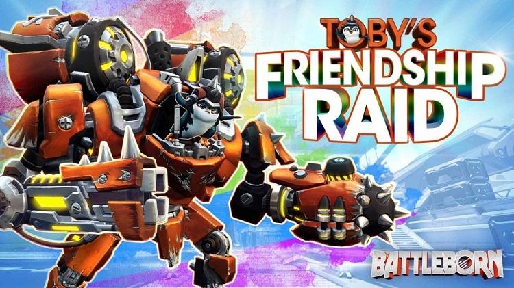 К Battleborn вышло второе сюжетное DLC