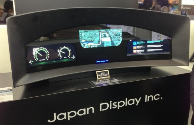 Japan Display могут предоставить помощь на $703 млн