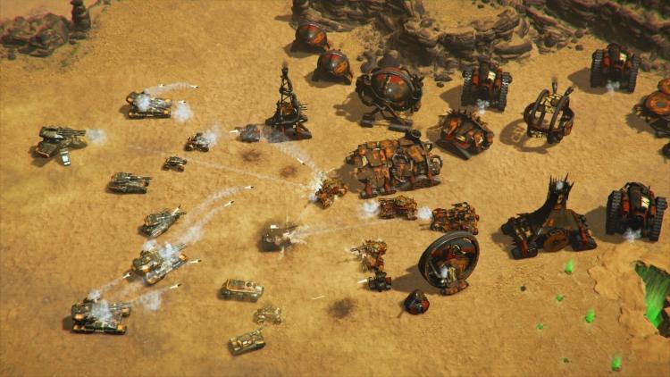 Стратегия в реальном времени Reconquest выйдет 16 декабря