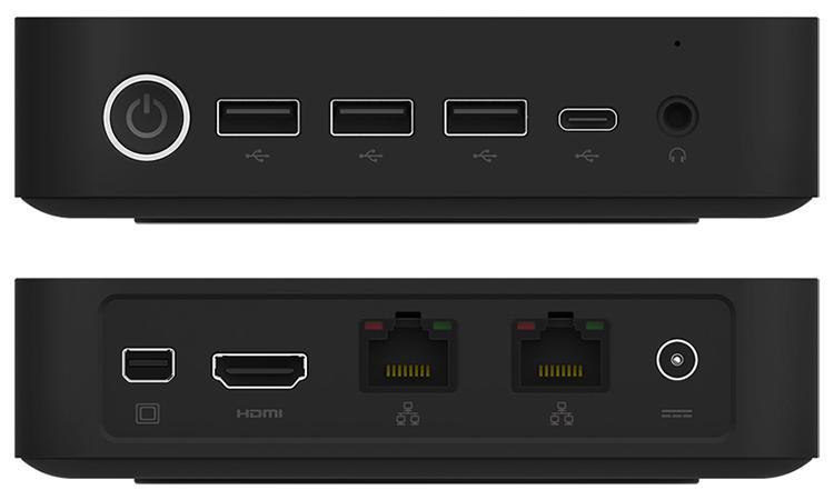 Новый мини-ПК ECS LIVA Z представлен официально