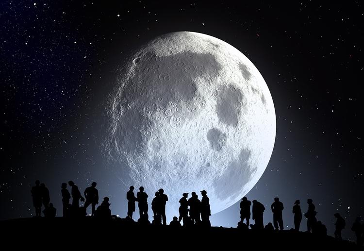 14 ноября жители Земли увидят самую большую Луну с начала XXI века