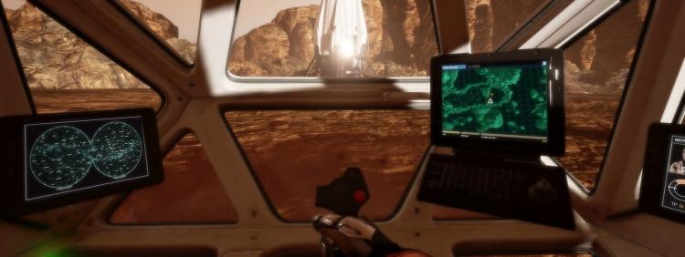 Видео: владельцы VR-шлемов могут почувствовать себя героем фильма «Марсианин»