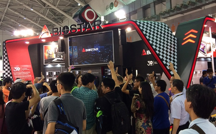 Biostar представила трио видеокарт GeForce GTX 1050/1050 Ti