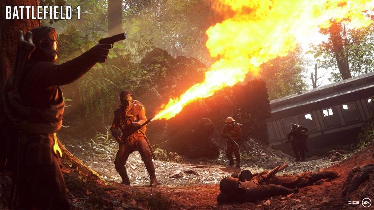 Видео: в Battlefield 1 на PS4 Pro улучшено и разрешение, и качество картинки