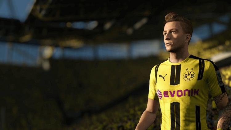 Видео: FIFA 17 на консоли PS4 Pro исполняется в родном 4K