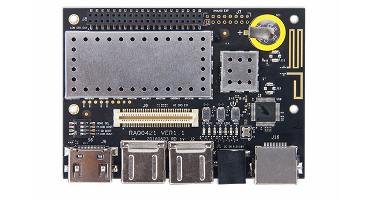 Одноплатный компьютер Geniatech Developer Board IV получил чип Snapdragon