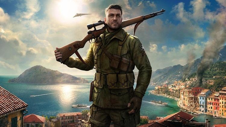 «Бука» выпустит в России шутер Sniper Elite 4