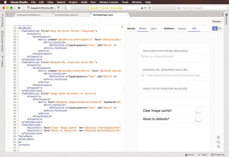 Microsoft анонсировала запуск Visual Studio на macOS