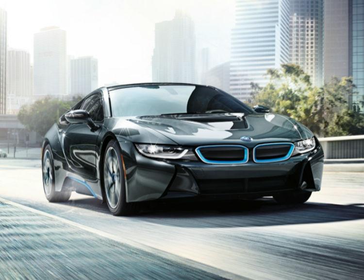 BMW увеличит продажи электромобилей в 2017 году до 100 000