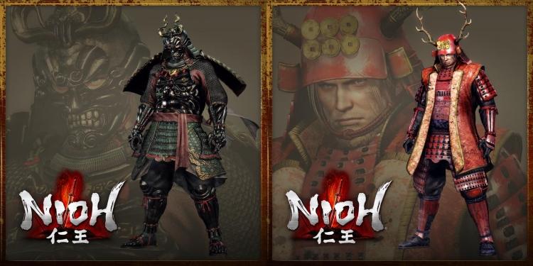 Открыт приём предварительных заказов Nioh от Team Ninja