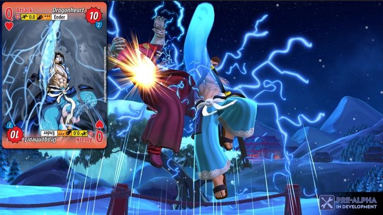 Дизайнер Street Fighter HD Remix работает над упрощённым файтингом Fantasy Strike