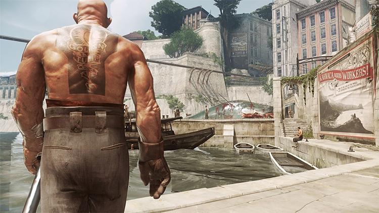 Dishonored 2 получила восторженные отзывы от западных критиков