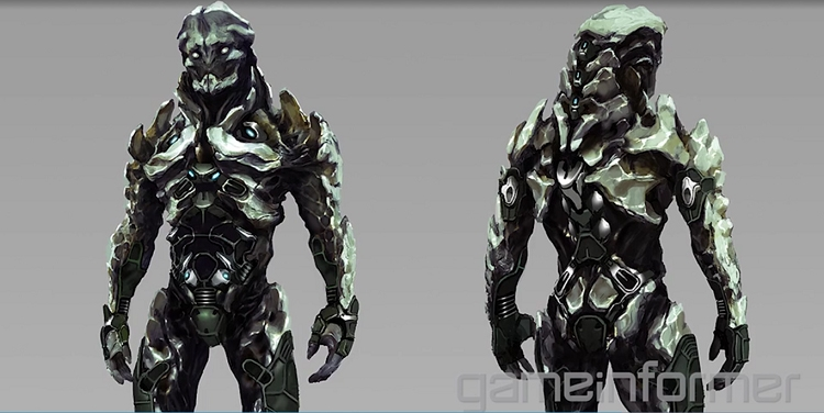 В Mass Effect: Andromeda появится раса кеттов
