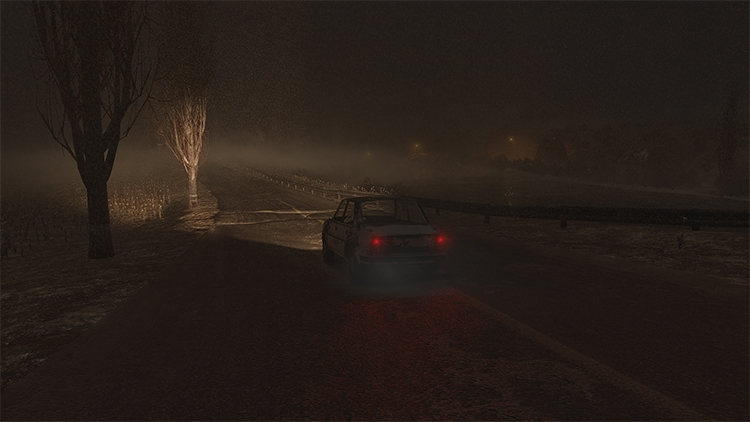 Driving Survival — экспериментальный «гоночный хоррор» от чешского кинорежиссёра