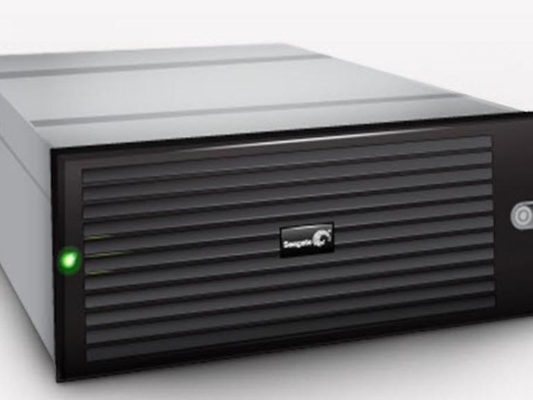 Новая система хранения данных ClusterStor 300N