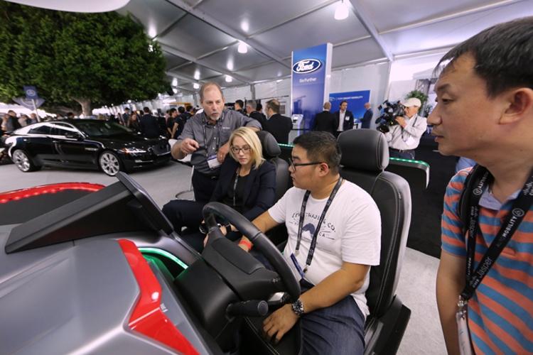 Intel инвестирует ещё $250 млн в беспилотный автомобиль