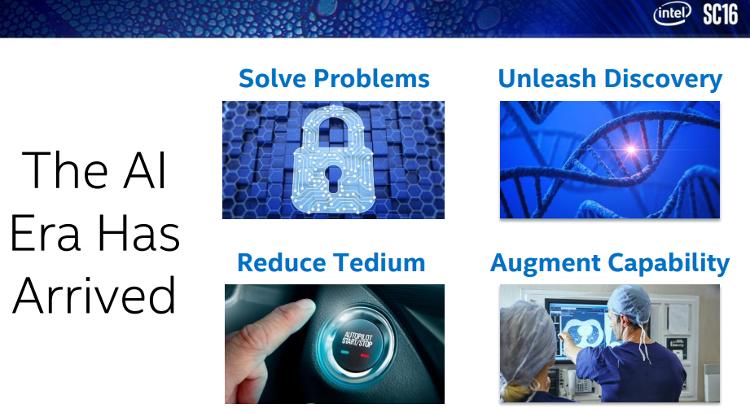 Искусственный интеллект является приоритетным направлением для Intel