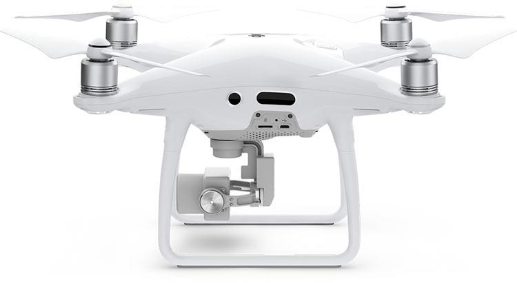 Phantom 4 Pro —новая жизнь семейства любительских дронов DJI