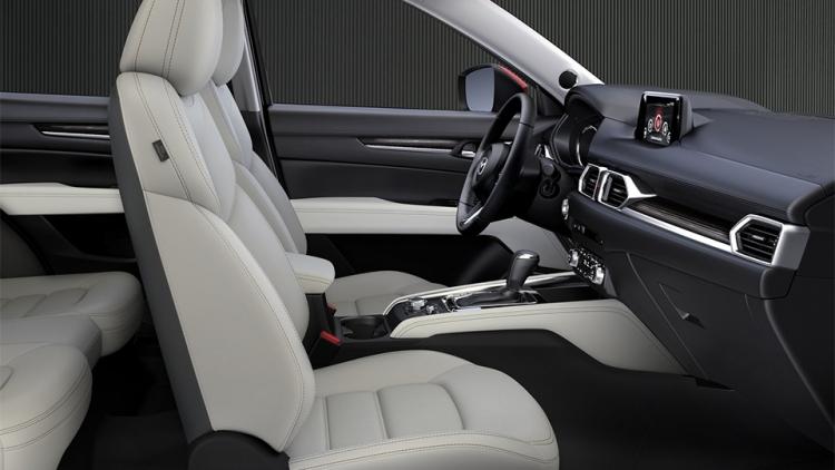 Mazda представила кроссовер CX-5 второго поколения
