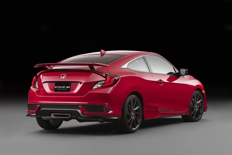 Honda показала прототип «спортивно-заряженной» версии Civic