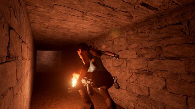 Видео: вступление фанатского ремейка Tomb Raider 2 на UE4