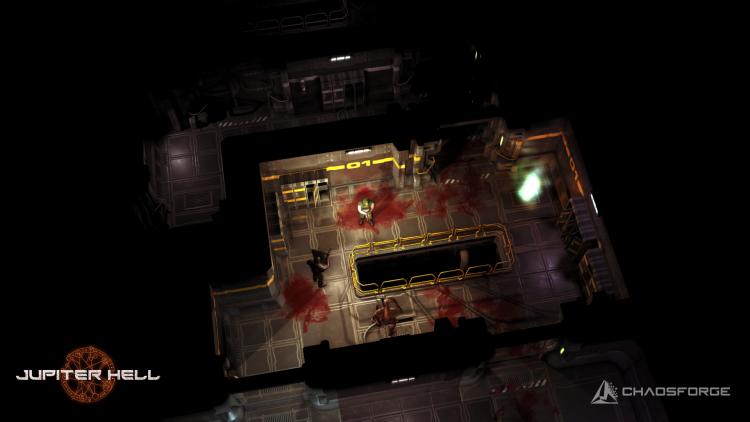 На Kickstarter вышел Jupiter Hell — идейный наследник DoomRL
