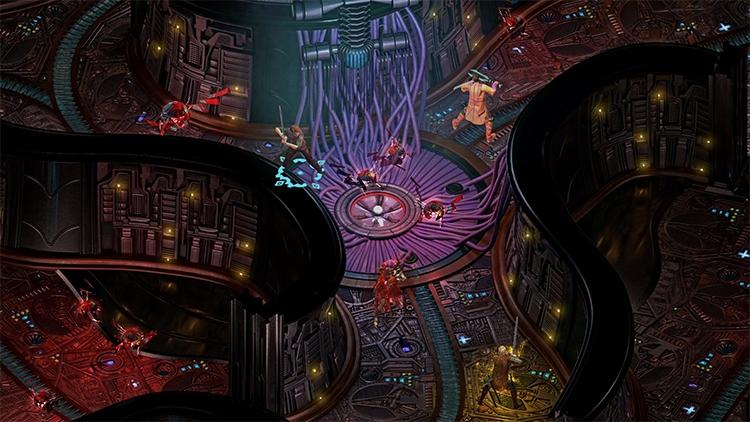 Видео: один из трёх игровых классов Torment: Tides of Numenera — Нано
