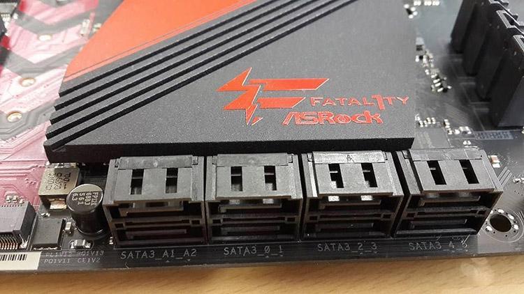 Материнская плата ASRock Fatal1ty Z270 Gaming K6