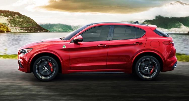 Alfa Romeo Stelvio: первый кроссовер итальянского автопроизводителя