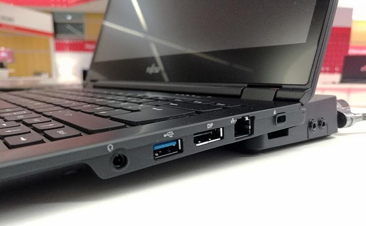 На конференции Fujitsu Forum продемонстрированы новые модели Lifebook