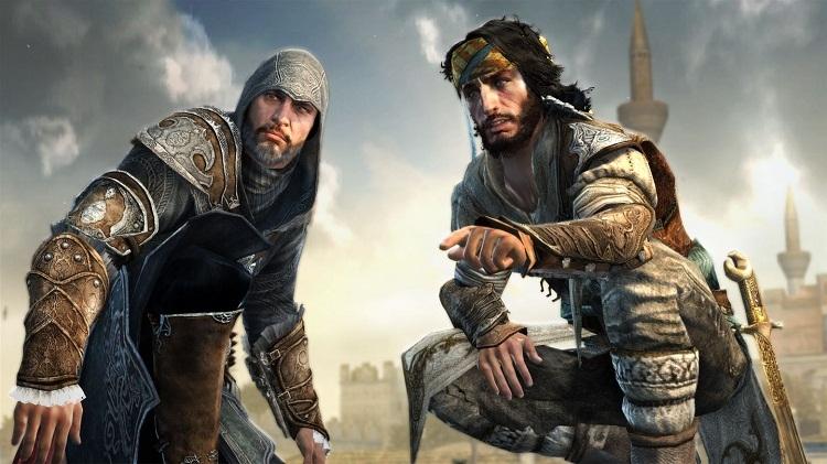 Вышел сборник Assassin's Creed: The Ezio Collection