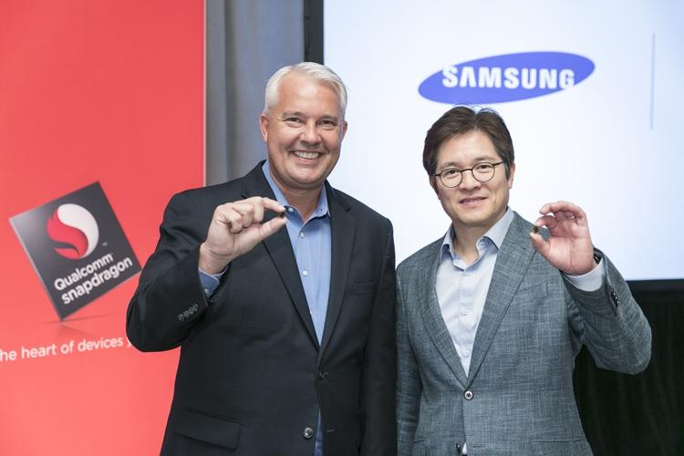Snapdragon 835 первым получит Galaxy S8