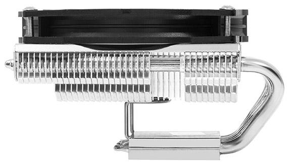 Приземистый кулер Thermalright AXP-100H Muscle охладит процессоры с TDP до 180 Вт