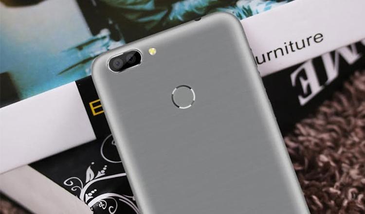 Oukitel выпустит смартфон U20 Plus со сдвоенной камерой