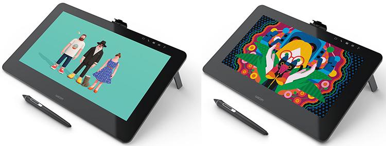 Новые планшеты Wacom Cintiq Pro поддерживают 8192 градаций нажатия