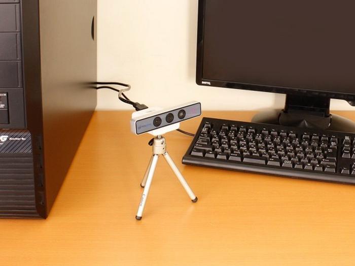 В Японии начались продажи веб-камер RealSense