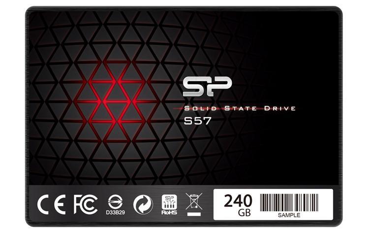 Silicon Power Slim S57 и Slim S56: SSD-накопители для потребительского рынка