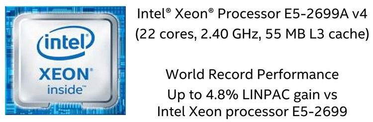 Xeon E5-2699A v4