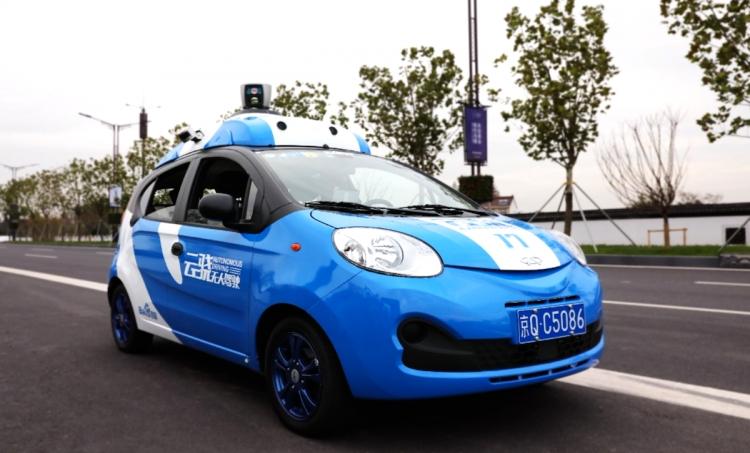 В тестировании робомобилей Baidu могут принять все желающие