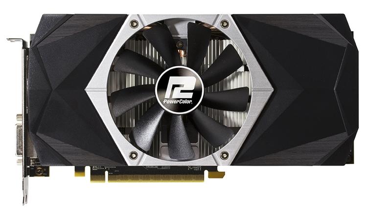 Ускоритель PowerColor Radeon RX 470 Red Dragon V2 получил кулер с одним вентилятором
