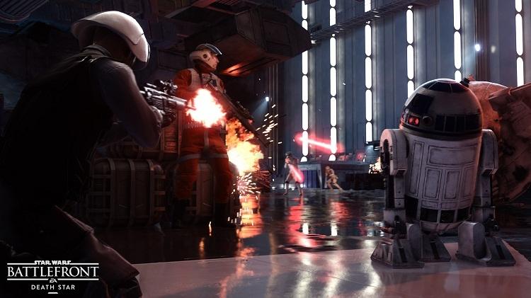 Последнее DLC к Star Wars Battlefront выйдет в начале декабря