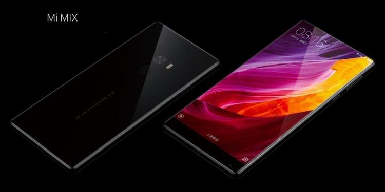 Фаблет Xiaomi Mi MIX обзаведётся более компактной версией