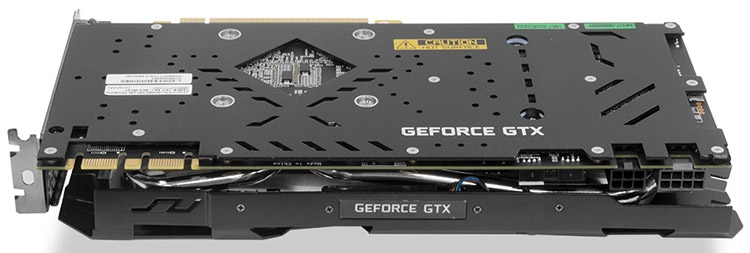 GALAX GeForce GTX 1070 EXOC FS: вентиляторы укрощены